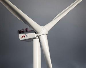 V164-8.0 MW offshore turbines / Pressebild: Vestas