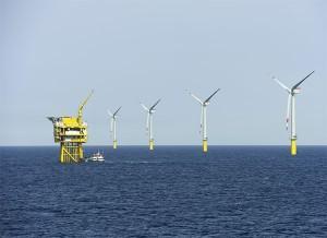 Trianel-Windpark-Brokum1 / Pressebild: Adwen