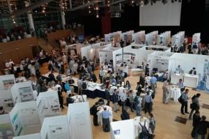 Mehr als 750 Wissenschaftlerinnen und Wissenschaftler aus 44 Ländern der Welt stellten in mehr als 600 Vorträgen und Postern die Ergebnisse von Grundlagen- und angewandter Forschung vor. / Pressebild: MPI CPfS