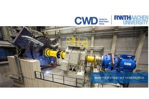 Einweihung des Center for Wind Power Drives / Pressebild