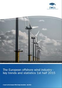 Die Europäische Offshore-Windindustrie - die wichtigsten Trends und Statistiken 1. Hälfte 2015 Ein Bericht der European Wind Energy Association - Juli 2015