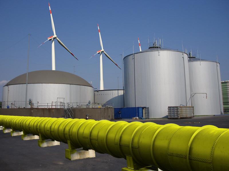 Die Zukunft der Energieversorgung: Energie aus Ökostrom, gespeichert in Gas / Pressebild: TU Wien