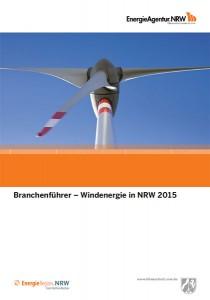 Der Branchenführer der Windenergiebranche in Nordrhein-Westfalen ist ganz aktuell in der zweiten Druckauflage erschienen und auch online verfügbar. Herausgeber ist das Netzwerk Windenergie der EnergieAgentur.NRW.
