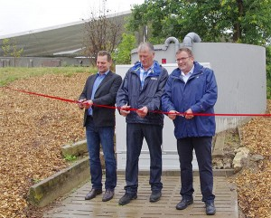 EnviClear purifies contaminated wastewater at biogas plants / Pressebild