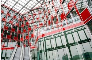 E.ON Global Commodities Gebäude - Innenansicht / Pressebild