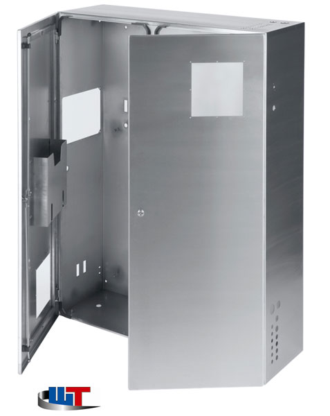 Das Husumer Unternehmen Wiedemann-Technik bietet seinen Kunden Qualitätsprodukte aus Edelstahl. / Pressebild