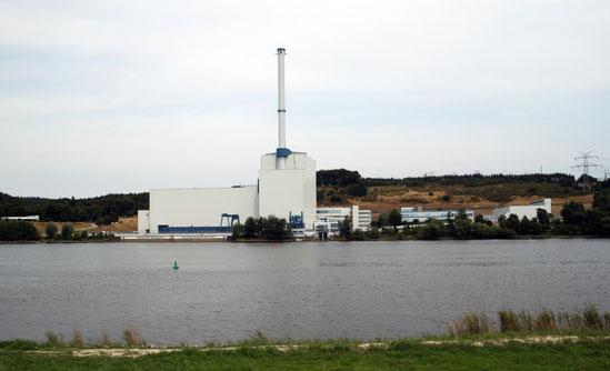 Kernkraftwerk Krümmel / Pressebild: Vattenfall