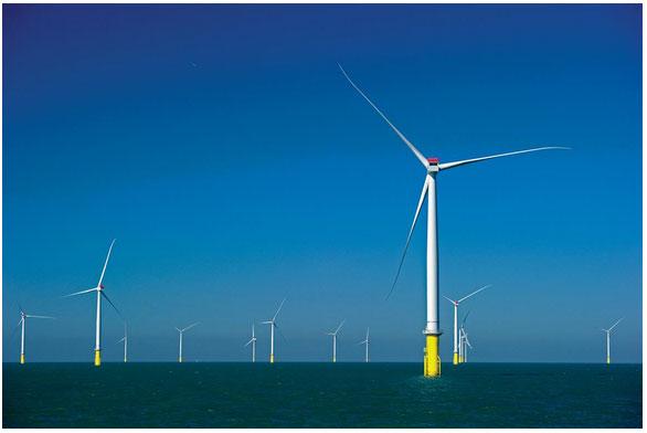CWind erhält Crewtransfervertrag für Betrieb & Wartung im London Array Offshore Windpark / Pressebild: CWind