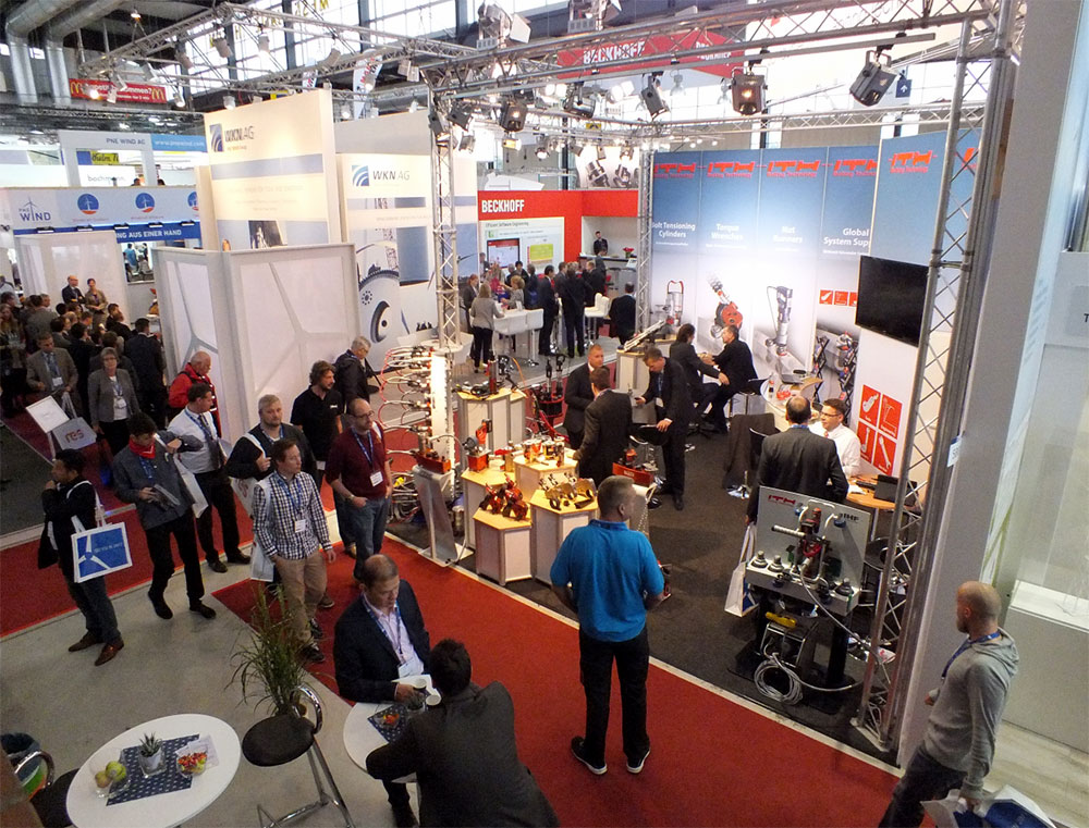 ITH-Messestand