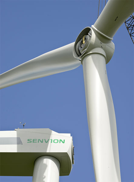 Senvion_3.XM_Construction / Pressebild: Senvion