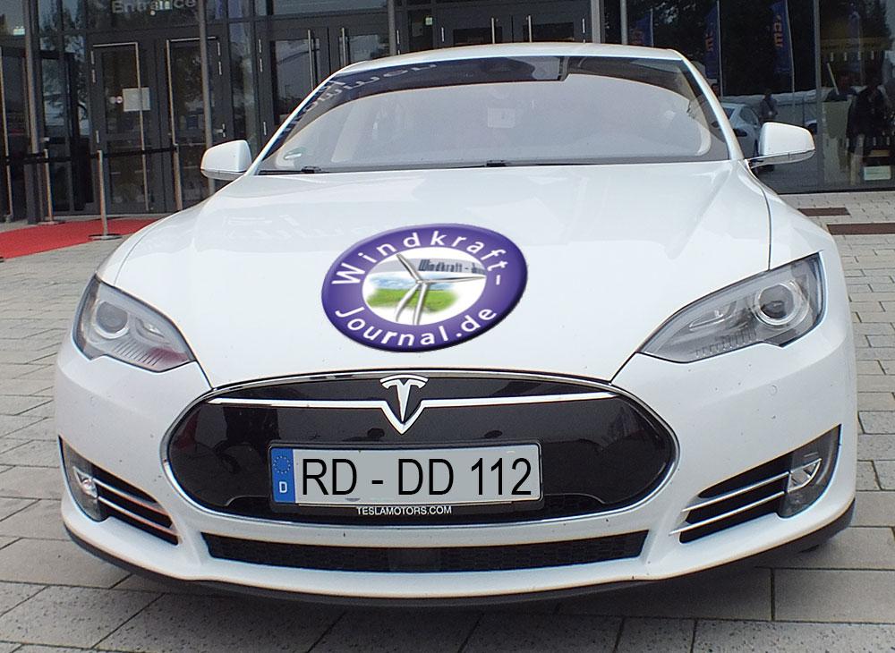 Der Geschäftswagen: Umstieg auf Elektrofahrzeuge, strenge Grenzen für den CO2-Ausstoß / Foto: HB