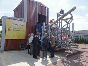 """Förderprogramm """"Energetische Biomassenutzung"""": Innovative Ideen umsetzen, Pilotprojekte anstoßen und ... DBFZ"""