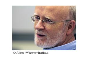 Klimaforscher Professor Hans‑Otto Pörtner / Pressebild: Alfred-Wegener-Institut