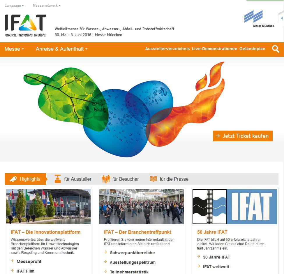 http://www.ifat.de/
