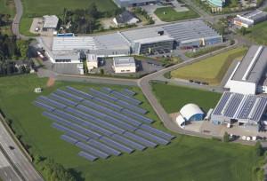 Heckert Solar erweitert Produktionskapazität