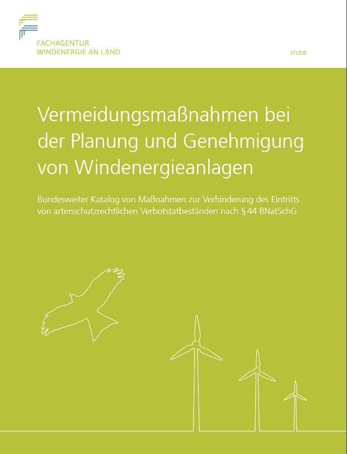 Bundesweiter Katalog von Maßnahmen zur Verhinderung des e intritts von artenschutzrechtlichen Verbotstatbeständen nach § 44 BNatSchG