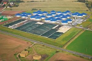 Zusätzlich zum Kauf der Biomethanraffinerie in Hessen vermeldet WELTEC BIOPOWER den Rückkauf eines der weltweit größten Biogasparks mit Gaseinspeisung am Standort Könnern, Sachsen-Anhalt / Pressebild: WELTEC