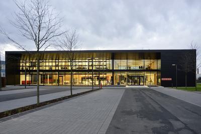 Der Energy Campus – das neue Schulungs- und Kommunikationszentrum von Stiebel Eltron am Standort in Holzminden