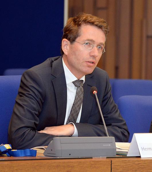Dr. Hermann Falk, BEE-Geschäftsführer