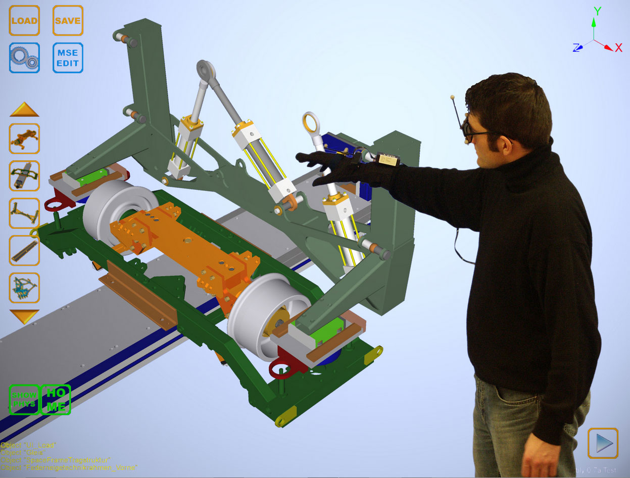 Virtual Prototyping / Pressebild: OWL