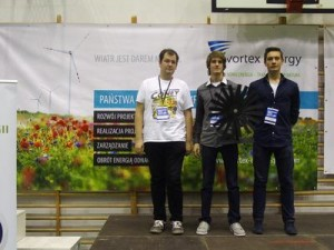"1. Platz - Team ""TURBOTURBINA"""