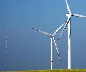 [Prototypen der W2E-Windenergieanlagen in der Nähe von Rostock] Prototypen der W2E-Windenergieanlagen in der Nähe von Rostock / Pressebild