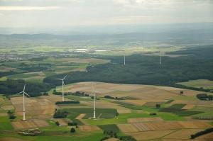 Windpark Kirchhain / Pressebild / Quelle ABO Wind AG