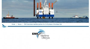 EMO becomes maritime partner for O+M phase of Nordsee Ost
