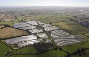 BayWa r.e. verkauft 24 MWp-Solarpark in England an CEE / Pressebild