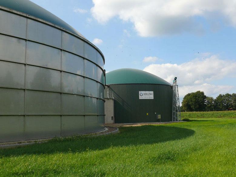 WELTEC BIOPOWER errichtet zweite Biogasanlage in Südkorea / Pressebild