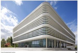Trianel Hauptgebäude Aachen / Pressebild