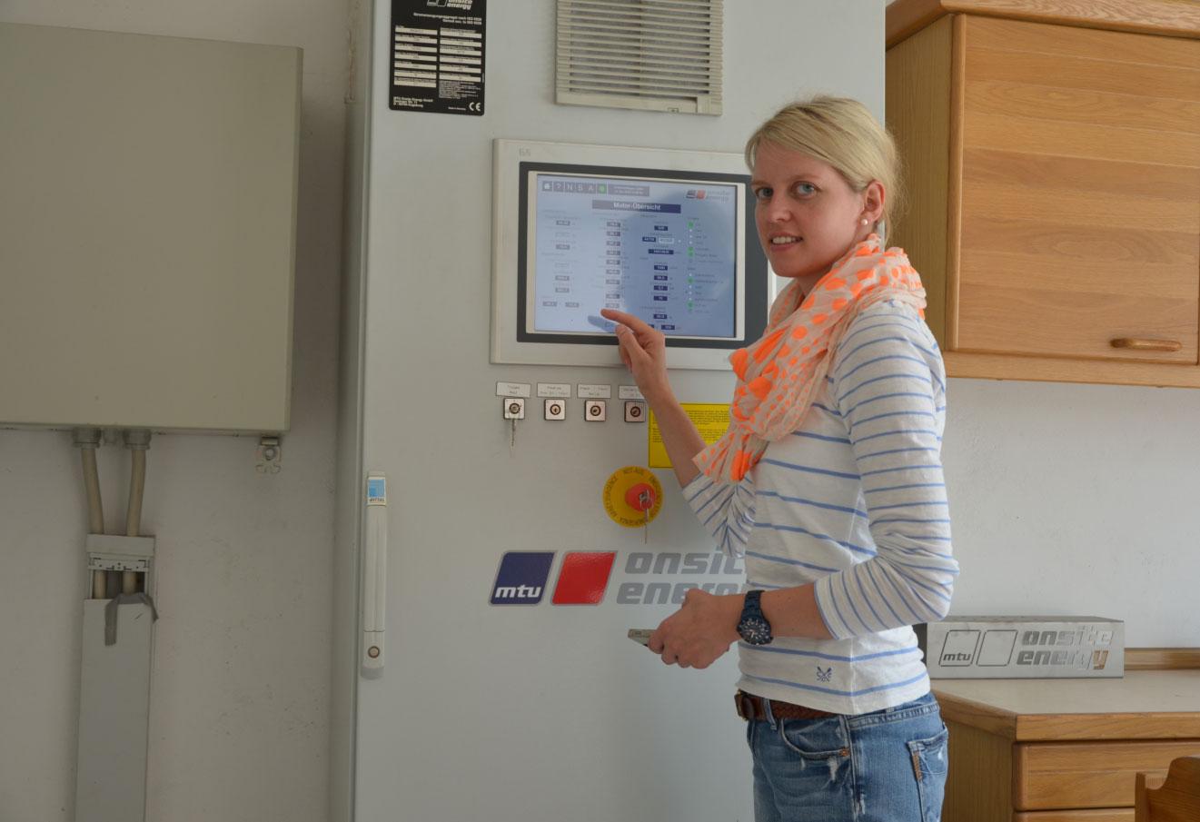 Pressebild: Foto_Lührs_Biogasanlage
