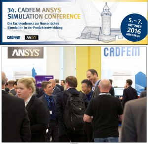 CADFEM ANSYS Simulation Conference