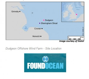 FoundOcean poised to commence work at Dudgeon OWF