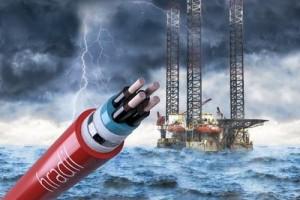 Storm at sea / Hradil Spezialkabel GmbH