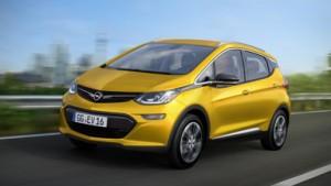 Der Neue Opel Ampera-E / Pressebild