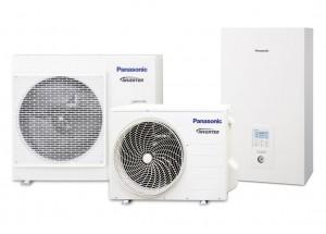 Die neue H-Serie von Panasonic  lässt sich schnell und einfach installieren und arbeitet mit einer Energieeffizienzklasse von A++ äußerst sparsam. / Pressebild