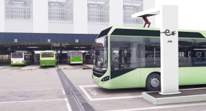 ABB to power Volvo emissions-free electric hybrid buses in Belgium