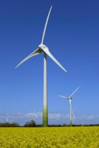 Windenergieanlagen werden immer größer und brauchen geeignete Messtechnik. Foto: Susanne Stork