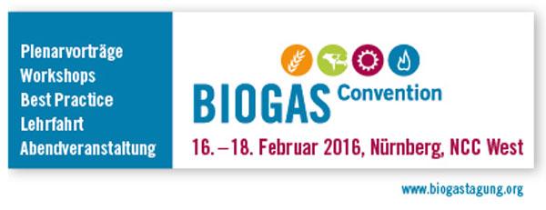 Logo: Biogas Convention