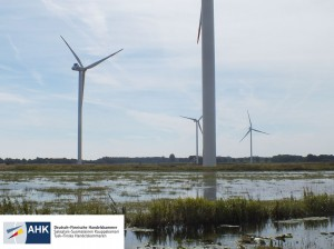 """Geschäftsanbahnungsreise """"Zukunftsmarkt Windenergie"""" nach Helsinki mit der Deutsch-Finnische Handelskammer / Foto: HB"""