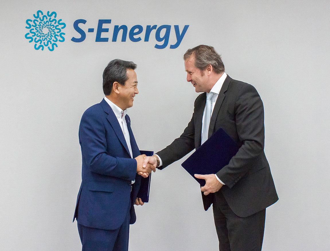 Suncycle übernimmt den Kundenservice für S-Energy / Pressebild