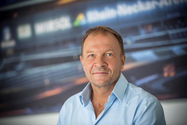 Geschäftsführer Dr. Peter Vest / Pressebild