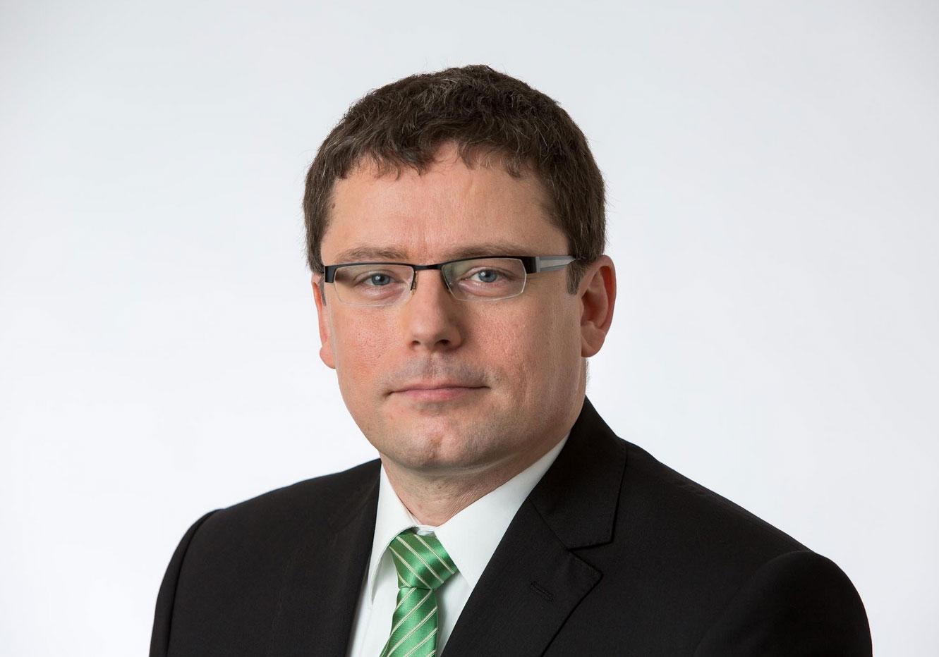 <b>Thomas-Walther</b>, Geschäftsführer der Thüga Erneuerbare Energien GmbH & Co. - Thomas-Walther