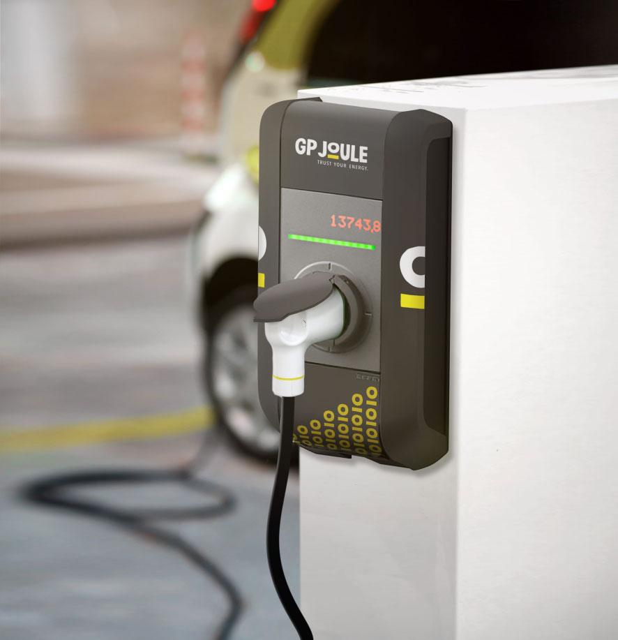 GP JOULE Connect - Lückenlose Versorgung mit Regionalstrom / Pressebild