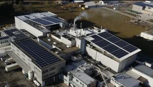 Adler Schwarzwald geht mit WIRSOL Photovoltaikanlage ans Netz / Pressebild