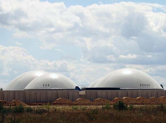 Biogas - besser als sein Ruf / Pressebild: UDI-Gruppe