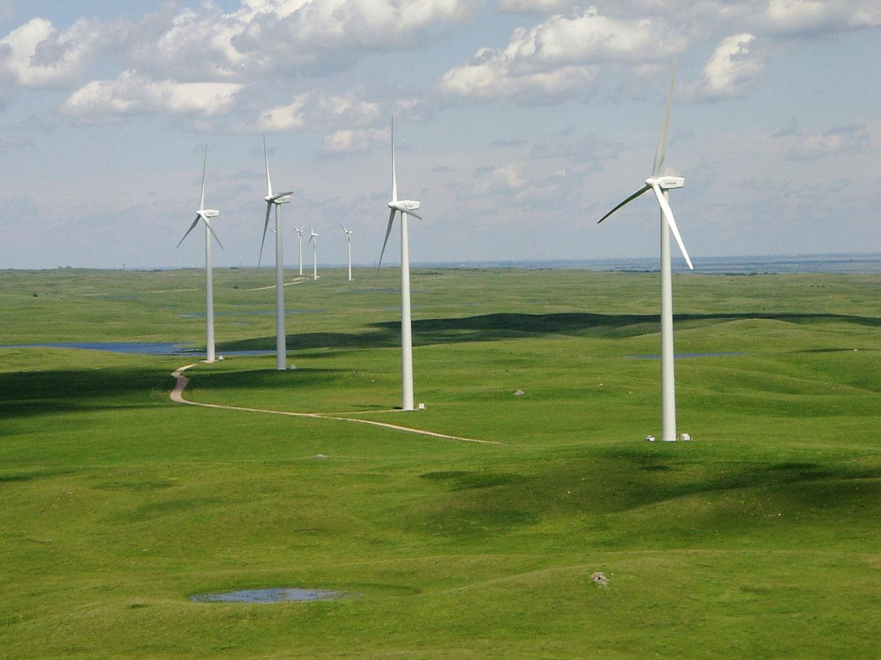 DNV GL - Der neue Standard sowie die detaillierten Servicespezifikation von DNV GL zum Weiterbetrieb von On- und Offshore-Windenergieanlagen sind wegweisend. / Pressebild