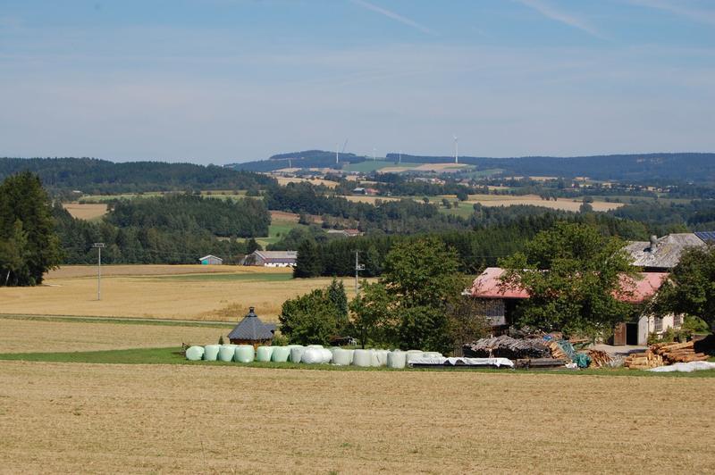 Windkraftanlagen im Landkreis Tirschenreuth / Pressebild: Susanne Stangl
