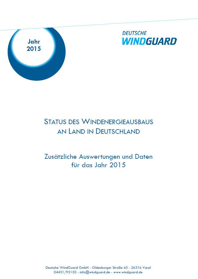 Eine Zusatzauswertung zum Offshore-Windenergieausbau folgt in Kürze